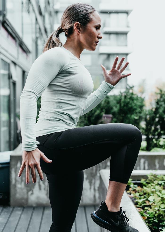 Emilia D'Aversa Personal Training